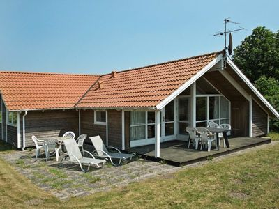 Photo for Vacation home Binderup Strand in Bjert - 8 persons, 4 bedrooms