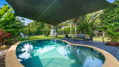 Photo for Private Pool, Big Backyard, Aircon - Paradise!
