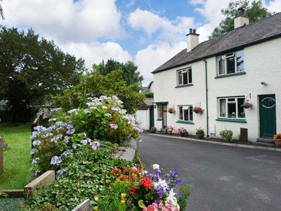 Photo for BRIDGE END, pet friendly, with open fire in Coniston, Ref 25666