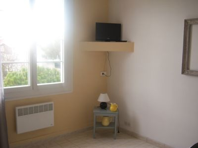 Photo for Studio for 2 people close to the Beaches and the Port