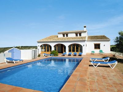 Photo for Finca, Benissa  in Um Valencia - 10 persons, 5 bedrooms