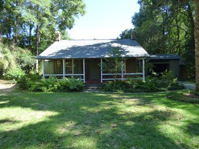 Photo for French Creole historic cottage near Magnolia River and Gulf Beaches