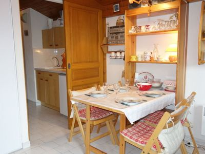 Photo for One bedroom Apartment, sleeps 4 in Saint-Gervais-les-Bains