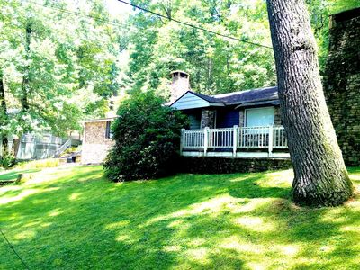 Photo for 3 BR/ 2 baths- walking distance to town and Mirror Lake