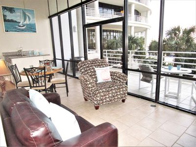 Photo for Beach Paradise 1 bedroom loft positioned in the treetops