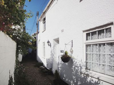 Photo for 2BR Cottage Vacation Rental in Lympstone