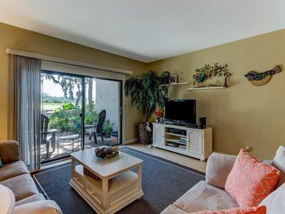 Photo for Beautifully updated Townhome w/ Tranquil Views of Marsh on Amelia Island Plantation!