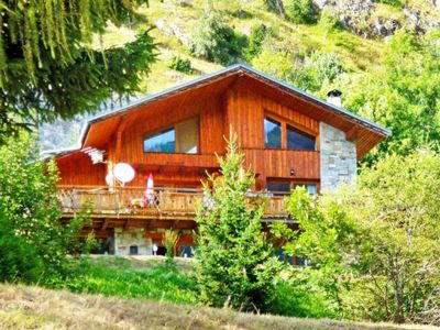 Photo for Holiday apartment Champagny en Vanoise for 9 persons with 3 bedrooms - Holiday apartment