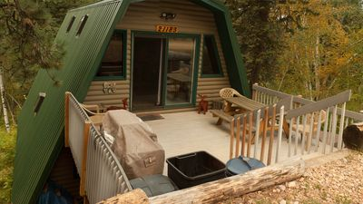Photo for Nice Cozy Summer and Winter Cabin ~ Located on Terry Peak Close to Deadwood!