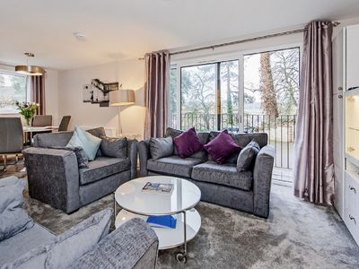 Photo for Hedgemead Court, 4 Star Gold Luxury 2 Bedroom Apartment in Bath City Centre