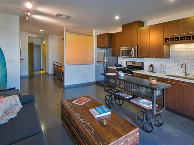 Photo for Modern Downtown Condos 1BR/1BA 5 F