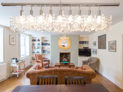 Photo for UP TO 20% OFF - Beautiful apartment sleeping 4, opposite Clapham Common (Veeve)