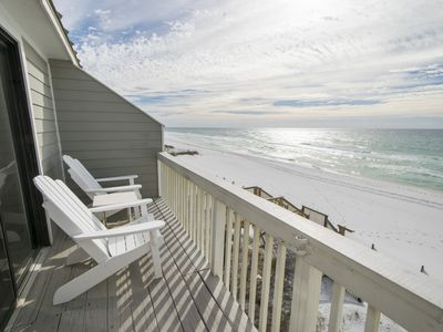 Photo for Dune I Townhomes #6 - Beachside Pool, Private Beach Boardwalk, Dune Allen Beach