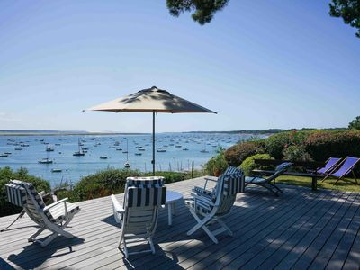 Photo for Waterfront Villa - Grand-Piquey - Weekly rental