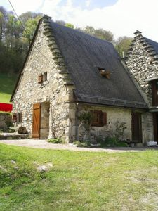 Photo for Cozy stone cottage at the foot of the Col du Tourmalet, central Pyrenees
