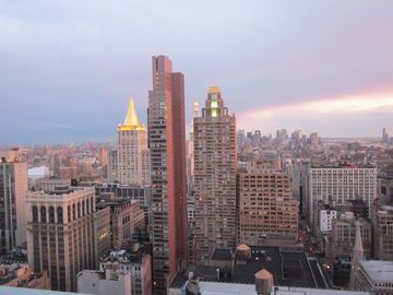 VIEWS TO DIE FOR! 40th Floor Ultra Luxury 5th Avenue Home with Private Terrace!