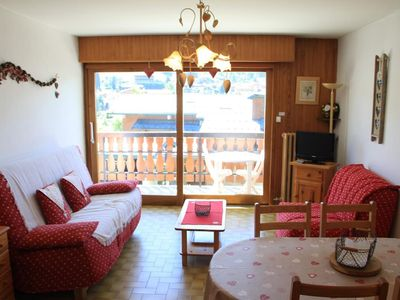 "Photo for Residence ""L'ETOILE DU BERGER"" 300 m from the center of the resort and the ski slopes; on the 1st floor"