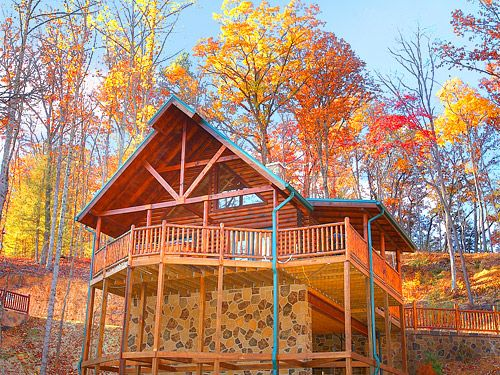 2 bedroom luxury gatlinburg cabin minutes t homeaway for Nuvola 9 cabin gatlinburg