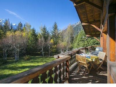Photo for Holiday home for 11 guests with 200m² in Chamonix-Mont-Blanc (71812)
