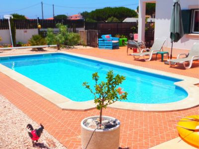 Photo for Beautiful house with 3 bedrooms, for 6 people with private pool