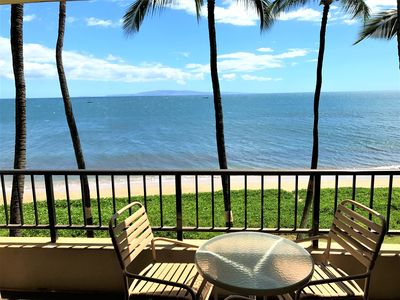 Photo for UP TO 25% OFF!!! Sugar Beach Resort 1BD Ocean Front #332