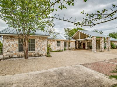 Photo for Private house on 10 acres right outside of Boerne.