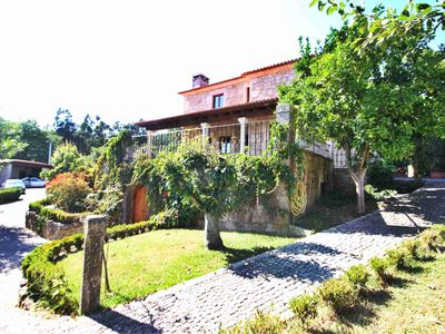 Photo for Luxurious villa with swimming pool in Rías Baixas