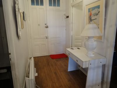 Photo for Superb 3 rooms of 110 m2 in the village center of combloux