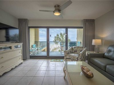 Photo for Private BEACH FRONT Remodeled Condo 210- Family Friendly- Destin Beach Club