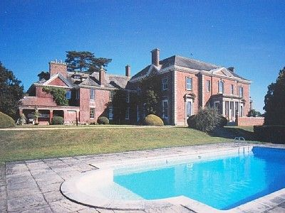 Photo for A magnificent Georgian Country Mansion in a delightful parkland setting
