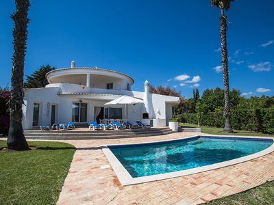 Photo for Stunning Villa With Fabulous Sea Views And Manicured Gardens (wifi)