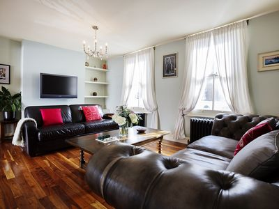 Photo for Stylish, yet quirky, 3 bed Victorian townhouse, in trendy Camden (Veeve)