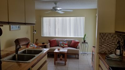 Photo for Villages of Seaport Ocean Front Gated Complex- 1st Floor Renovated 1bdr Condo