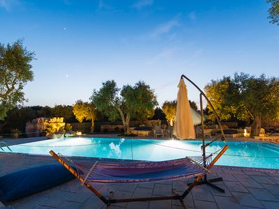 Photo for Charming Masseria with Pool