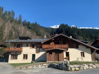Photo for Les Contamines: Family and warm chalet