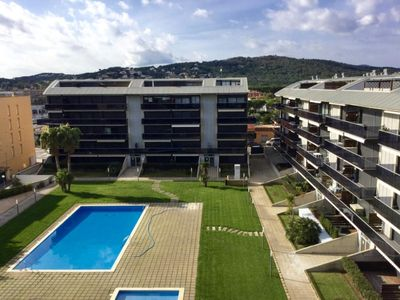 Photo for 4 bedroom Apartment, sleeps 8 in Sant Antoni de Calonge with Pool, Air Con and WiFi