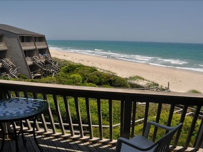 Photo for Spacious Oceanfront Townhouse