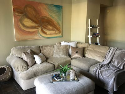 Photo for Located in beautiful North Scottsdale, 1st floor 1 bedroom executive condo