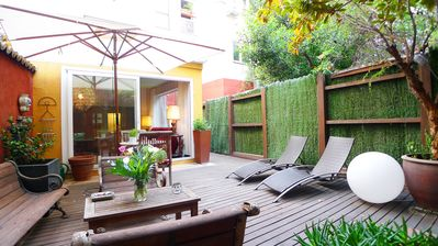 Photo for Beautiful Loft with Private Terrace in the neighborhood of La Latina next to El Rastro