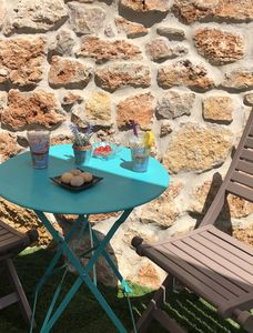 Photo for New apartment in villa with shaded terrace