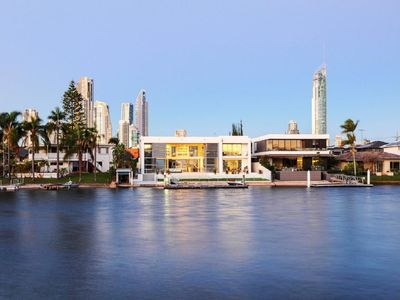 Photo for Waterfront Luxury Mansion
