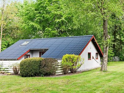 Photo for Countryside Holiday Home in Jutland with terrace and garden in nature's luxury