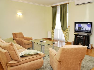 Photo for Spacious apartment in the center of Kiev