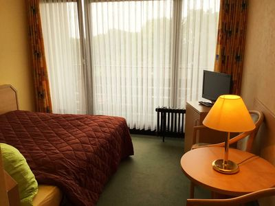 Photo for Standard Double Room - Panorama Hotel Pension Frohnau