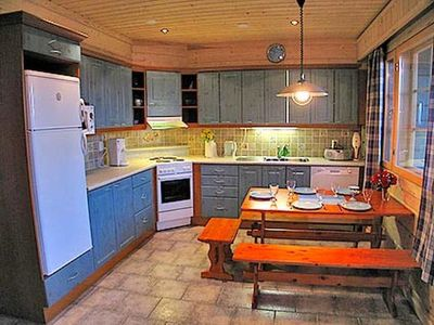Photo for Vacation home Kinostupa 1a2 in Kuusamo - 10 persons, 3 bedrooms