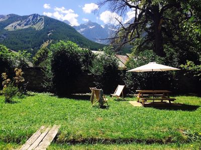 Photo for Le Monetier Les Bains: Apartment/ flat - Serre Chevalier