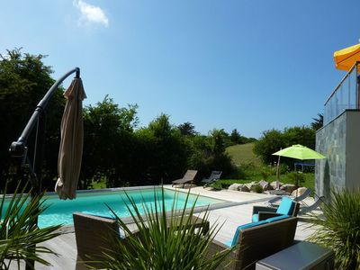 Photo for Fantastic Holiday Home with Pool, Garden, Wi-Fi and close to the Beach