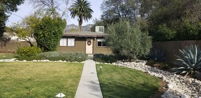 Photo for Private guest house in beautiful Altadena