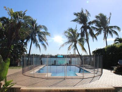 Photo for Fantastic Miami Beach Water Front Pool Home Located in the heart of Miami Beach