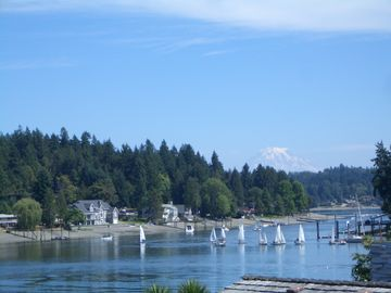 Parque Estadual de Joemma Beach, Lakebay, Washington, Estados Unidos